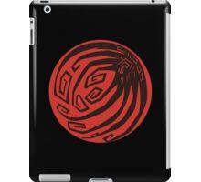 Ninetails Moon iPad Case/Skin
