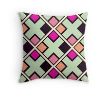 Block Party Pillow Throw Pillow