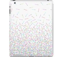 It's Raining Lightsabers iPad Case/Skin