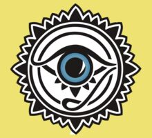 The Ever Present Eye by sohippy