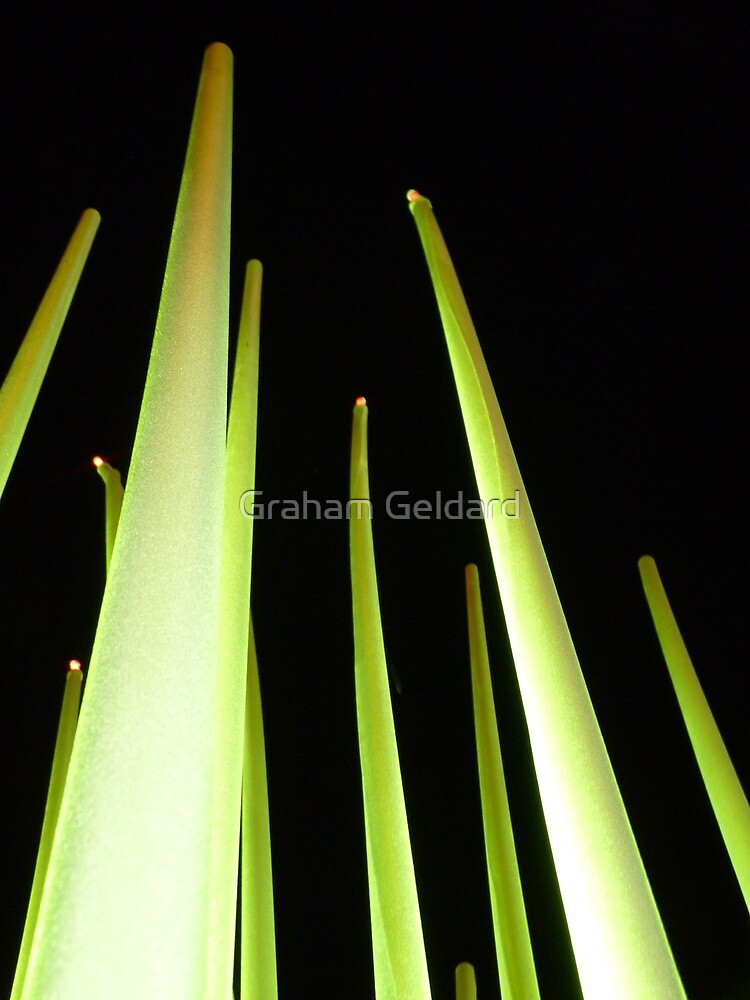 Garden Of Light, Bradford by Graham Geldard