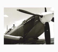 Spitfire MkVIII_05 Kids Tee