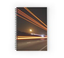 Musing Thoughts on the Road Home Spiral Notebook