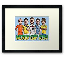 World's Best Framed Print