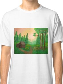 The Old Shed and Country Trail Classic T-Shirt
