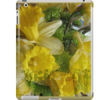 Daffodil Dance iPad Case/Skin