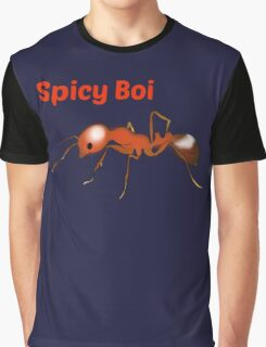 Spicy Boi Graphic T-Shirt