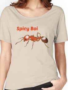 Spicy Boi Women's Relaxed Fit T-Shirt