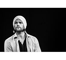 Jared Padalecki // Jus In Bello 5, 2014 Photographic Print