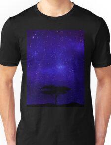 Tree Lost Beyond The Stars Unisex T-Shirt