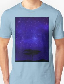 Tree Lost Beyond The Stars Unisex T-Shirt