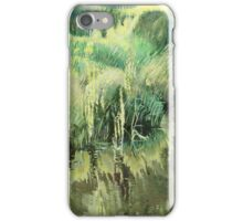 The side of the ditch iPhone Case/Skin