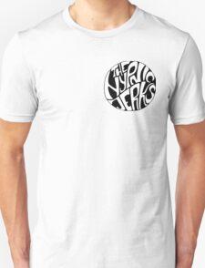 Hypnic Jerks Circle Logo Motif T-Shirt