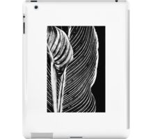 Leaf Design iPad Case/Skin