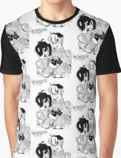 "Shiro and Keith ""Holding hands"" Graphic T-Shirt"