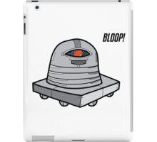 Robot Bloop! iPad Case/Skin