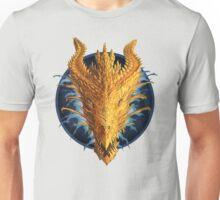 Great Gold Wyrm Unisex T-Shirt