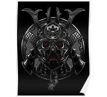 Samurai Darth Vader Poster