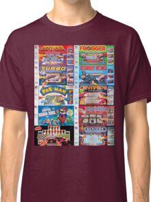 Arcade Board Games Classic T-Shirt