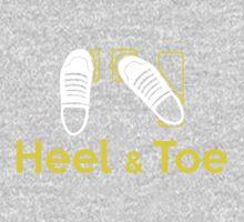 Heel & Toe (1) One Piece - Long Sleeve