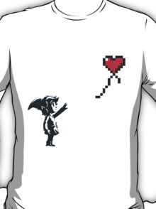Banksy Zelda T-Shirt