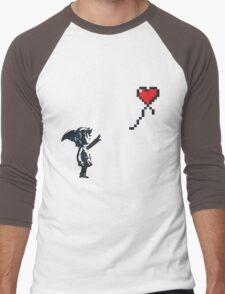 Banksy Zelda Men's Baseball ¾ T-Shirt