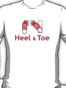 Heel & Toe (2) T-Shirt