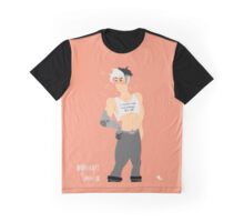 "Shiro ""Crop Top"" Graphic T-Shirt"