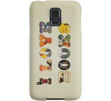 I Love Books Samsung Galaxy Case/Skin