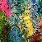 Mixed media 11 by rafi talby by RAFI TALBY