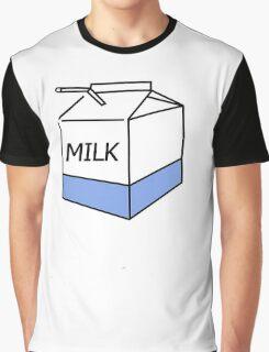 Milk Carton Graphic T-Shirt