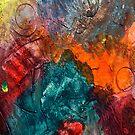Mixed media 12 by rafi talby by RAFI TALBY