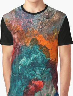 Mixed media 12 by rafi talby Graphic T-Shirt