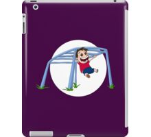 Monkey Bars of Swingyness iPad Case/Skin