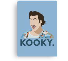 Kooky. Canvas Print
