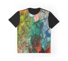 Mixed media 15 by rafi talby Graphic T-Shirt