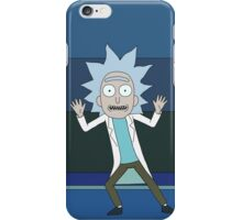 Tiny Rick - Rick and Morty iPhone Case/Skin