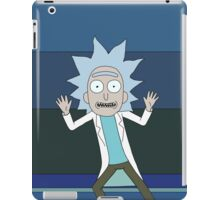 Tiny Rick - Rick and Morty iPad Case/Skin