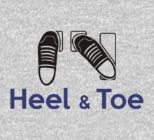 Heel & Toe (6) by PlanDesigner