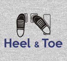 Heel & Toe (6) by PlanDesigner