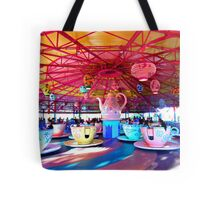 Mad Tea Party Tote Bag