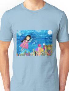 The Moon is my Balloon Unisex T-Shirt