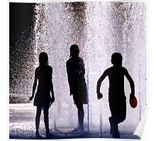 Fountain Play Poster