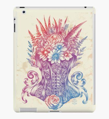 Corset Garden iPad Case/Skin