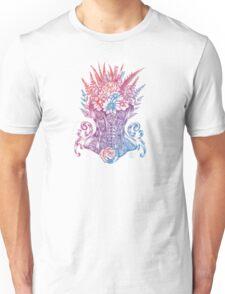 Corset Garden Unisex T-Shirt