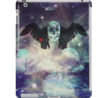 Winged Be-Jeweled Skull  iPad Case/Skin