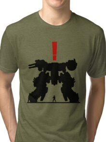 Metal Gear Solid Tri-blend T-Shirt