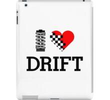 I Love Drift (1) iPad Case/Skin