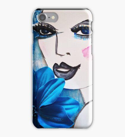 Girl Chic iPhone Case/Skin