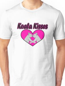 Koala Kisses  Unisex T-Shirt